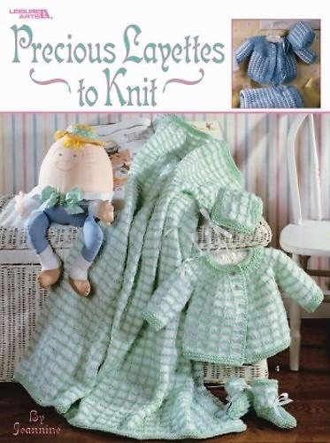 Precious Layettes to Knit - [product-vendor] - Craftco Ltd - NZ