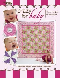 Crazy for Baby - [product-vendor] - Craftco Ltd - NZ