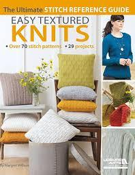 Easy Textured Knits - [product-vendor] - Craftco Ltd - NZ