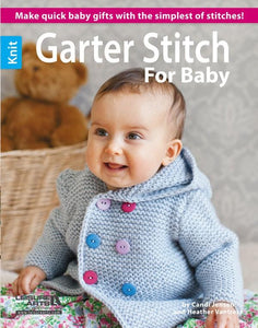 Garter Stitch for Baby - [product-vendor] - Craftco Ltd - NZ