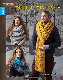 Super Scarves to Knit - [product-vendor] - Craftco Ltd - NZ