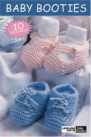 Baby Booties - [product-vendor] - Craftco Ltd - NZ