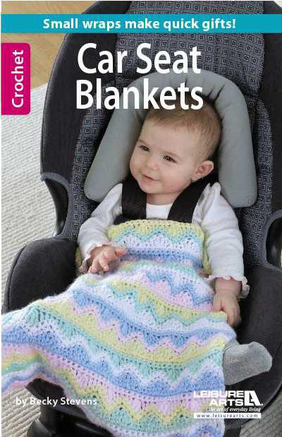 Crochet Car Seat Covers - [product-vendor] - Craftco Ltd - NZ