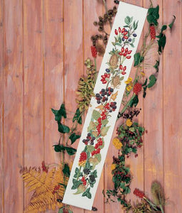 Height of Autumn Chart 11x79cm - [product-vendor] - Craftco Ltd - NZ