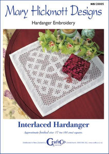 Interlaced Hardanger - [product-vendor] - Craftco Ltd - NZ