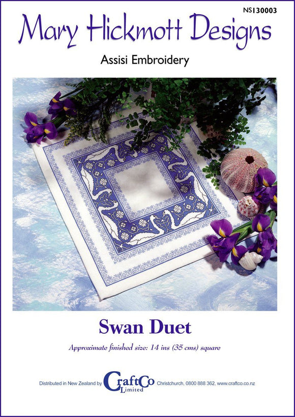Assisi Swan Duet - [product-vendor] - Craftco Ltd - NZ