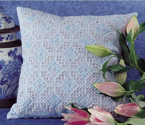 Lilac Dream Cushion 40x40cm - [product-vendor] - Craftco Ltd - NZ