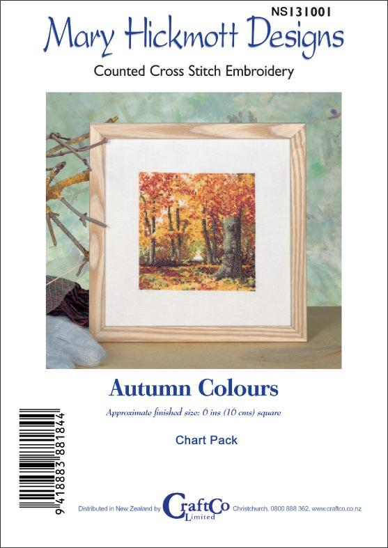 Autumn Colours - [product-vendor] - Craftco Ltd - NZ