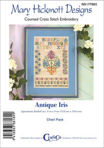 Antique Iris - [product-vendor] - Craftco Ltd - NZ