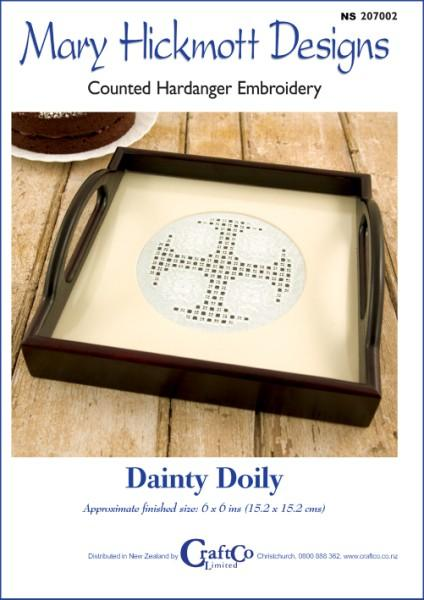 Dainty Doily Hardanger - [product-vendor] - Craftco Ltd - NZ