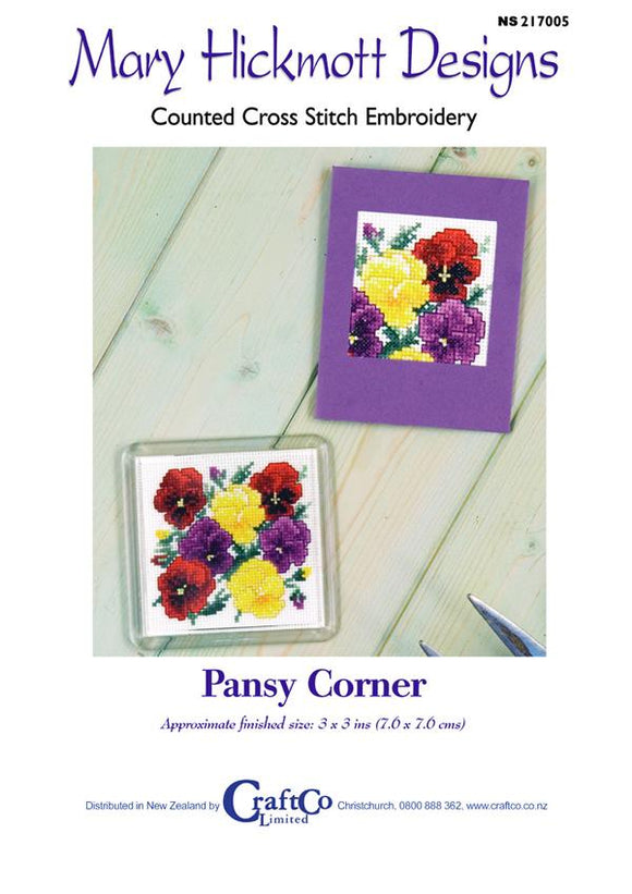 Pansy Corner - [product-vendor] - Craftco Ltd - NZ