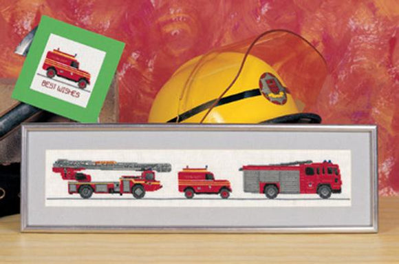 To the Rescue 48x6cm - [product-vendor] - Craftco Ltd - NZ