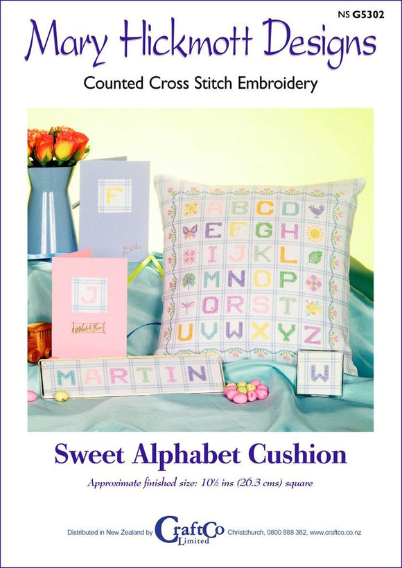 Sweet Alphabet - [product-vendor] - Craftco Ltd - NZ