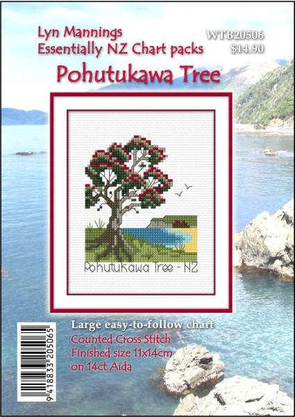 Chart - Pohutukawa Tree - [product-vendor] - Craftco Ltd - NZ