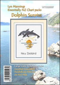 Chart - Dolphin Sunrise - [product-vendor] - Craftco Ltd - NZ