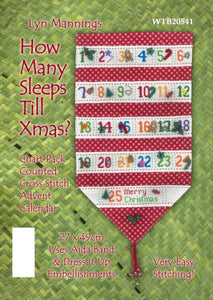 Chart Pack - How Many Sleeps - [product-vendor] - Craftco Ltd - NZ