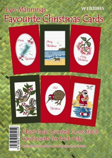 Christmas Cards Booklet - [product-vendor] - Craftco Ltd - NZ