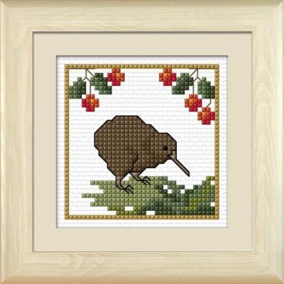 NZ Birds - Kiwi-National Bird - [product-vendor] - Craftco Ltd - NZ