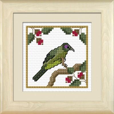 NZ Birds - Korimako-Bellbird - [product-vendor] - Craftco Ltd - NZ