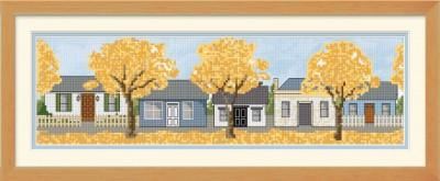 Kiwi Town Historic Arrowtown 35x10cm - [product-vendor] - Craftco Ltd - NZ