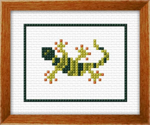 Kiwi Kids - Gecko 9x11cm - [product-vendor] - Craftco Ltd - NZ