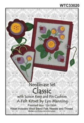 Felt Needlecase Set - Classic - [product-vendor] - Craftco Ltd - NZ