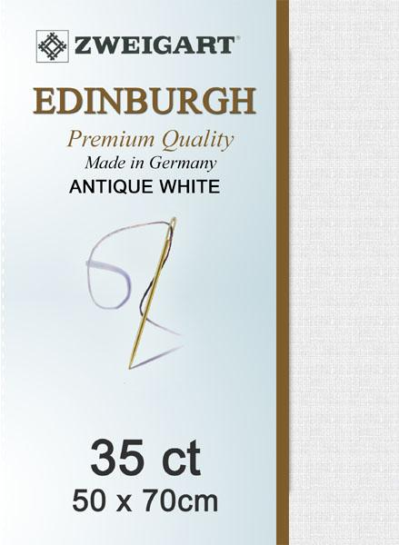 Edinburgh Fat Quarter 35 Antique White - [product-vendor] - Craftco Ltd - NZ