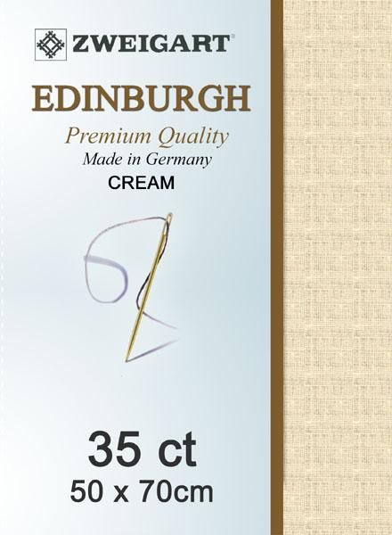 Edinburgh Fat Quarter 35 Cream - [product-vendor] - Craftco Ltd - NZ