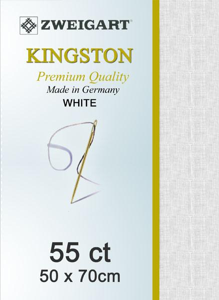 Kingston Fat Quarter 55 White - [product-vendor] - Craftco Ltd - NZ