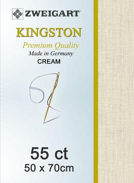 Kingston Fat Quarter 55 Cream - [product-vendor] - Craftco Ltd - NZ