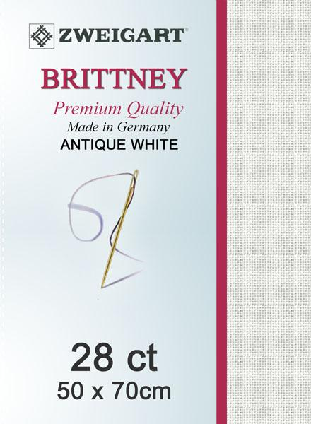 Brittney Fat Quarter 28 Antq White - [product-vendor] - Craftco Ltd - NZ
