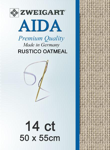 Rustico Fat Quarter Oatmeal 50x55 14 - [product-vendor] - Craftco Ltd - NZ