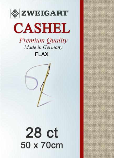 Cashel Fat Quarter 28 Flax - [product-vendor] - Craftco Ltd - NZ
