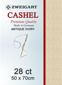 Cashel Fat Quarter 28 Antique Ivory - [product-vendor] - Craftco Ltd - NZ