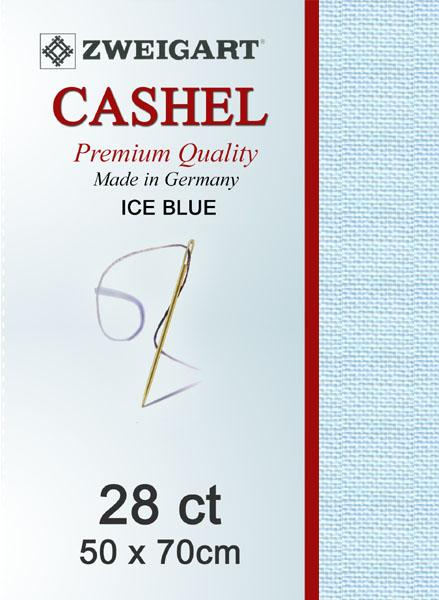 Cashel Fat Quarter 28 Pale Blue - [product-vendor] - Craftco Ltd - NZ