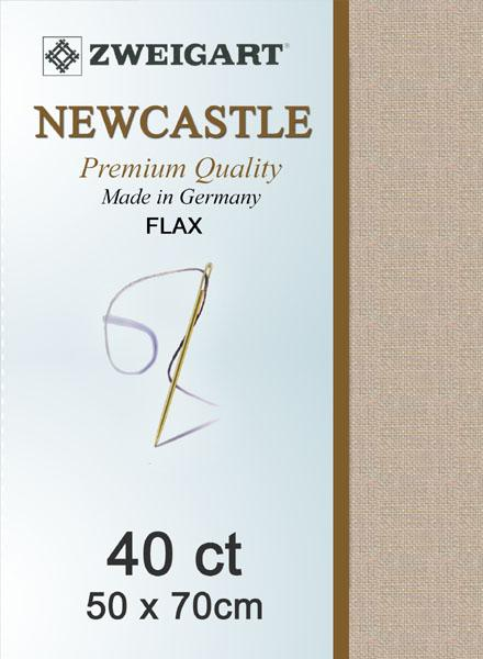 Newcastle Fat Quarter 40 Flax - [product-vendor] - Craftco Ltd - NZ