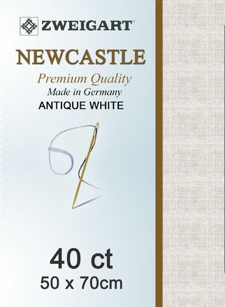 Newcastle Fat Quarter 40 Antique White - [product-vendor] - Craftco Ltd - NZ