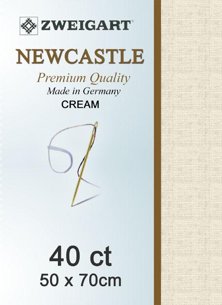 Newcastle Fat Quarter 40 Cream - [product-vendor] - Craftco Ltd - NZ