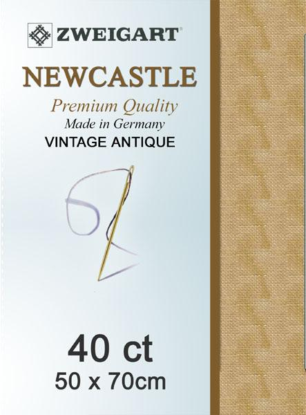 Newcastle Fat Quarter 40 Vintage Mocha - [product-vendor] - Craftco Ltd - NZ