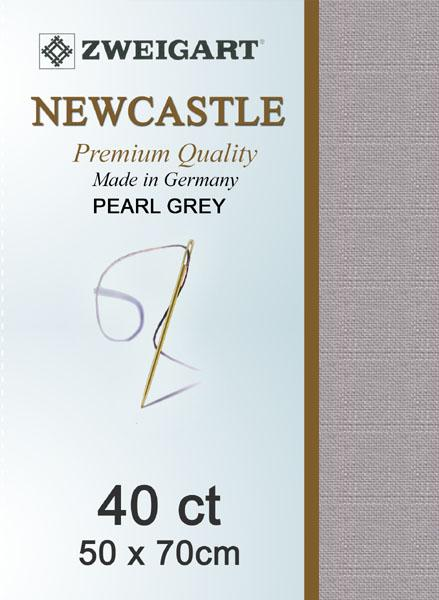 Newcastle Fat Quarter 40 Pearl Grey - [product-vendor] - Craftco Ltd - NZ