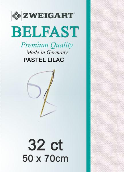 Belfast Fat Quarter 32 Pastel Lilac - [product-vendor] - Craftco Ltd - NZ