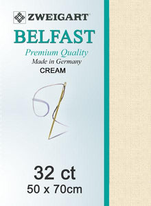 Belfast Fat Quarter 32 Cream - [product-vendor] - Craftco Ltd - NZ
