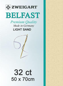 Belfast Fat Quarter 32 Light Sand - [product-vendor] - Craftco Ltd - NZ