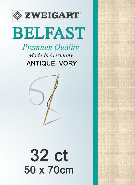 Belfast Fat Quarter 32 Antique Ivory - [product-vendor] - Craftco Ltd - NZ