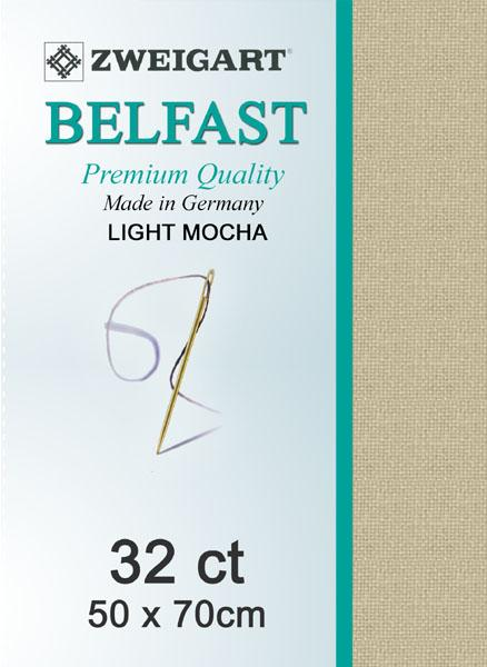 Belfast Fat Quarter 32 Light Mocha - [product-vendor] - Craftco Ltd - NZ