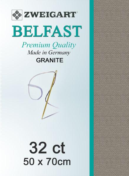 Belfast Fat Quarter 32 Granite - [product-vendor] - Craftco Ltd - NZ