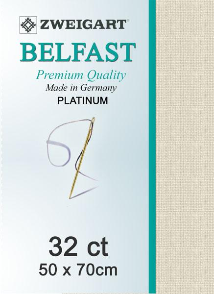 Belfast Fat Quarter 32 Platinum - [product-vendor] - Craftco Ltd - NZ