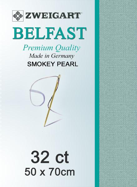 Belfast Fat Quarter 32 Smokey Pearl - [product-vendor] - Craftco Ltd - NZ