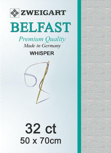 Belfast Fat Quarter 32 Lt Grey - [product-vendor] - Craftco Ltd - NZ