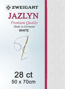Jazlyn Fat Quarter 28 White - [product-vendor] - Craftco Ltd - NZ